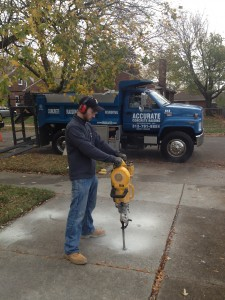 Residential and Commercial Concrete Raising
